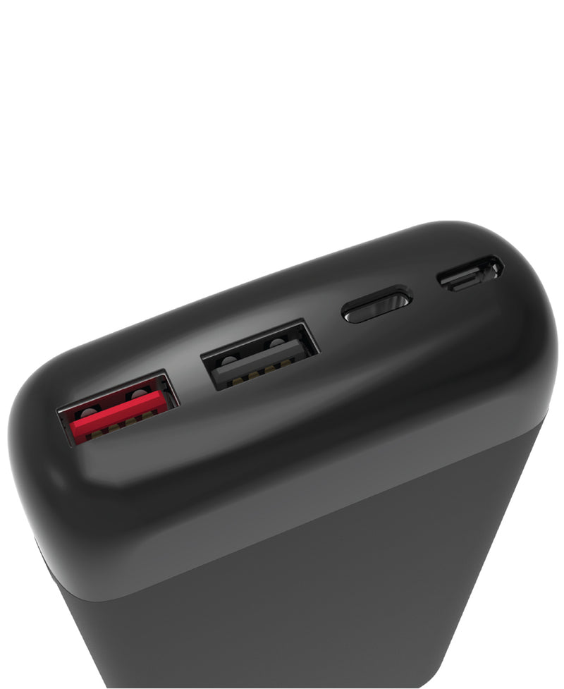 PocketJuice Wireless 12,000 mAh Portable Charger for Most USB-Enabled Devices