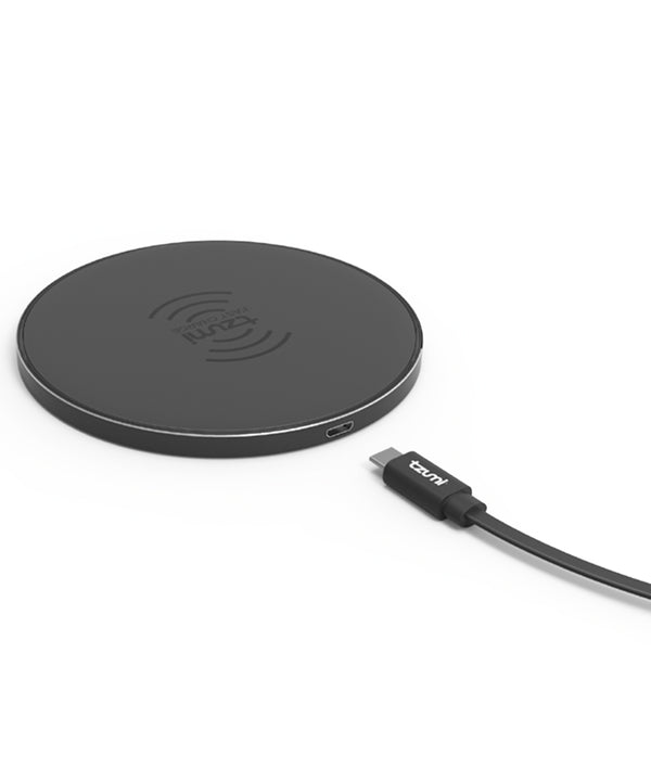 HyperCharge 10W Round Wireless Charging Pad