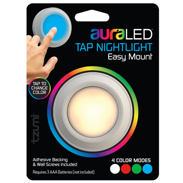auraLED Tap Light
