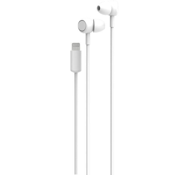 Dynamic Earbuds with Lightning Port for Apple Devices