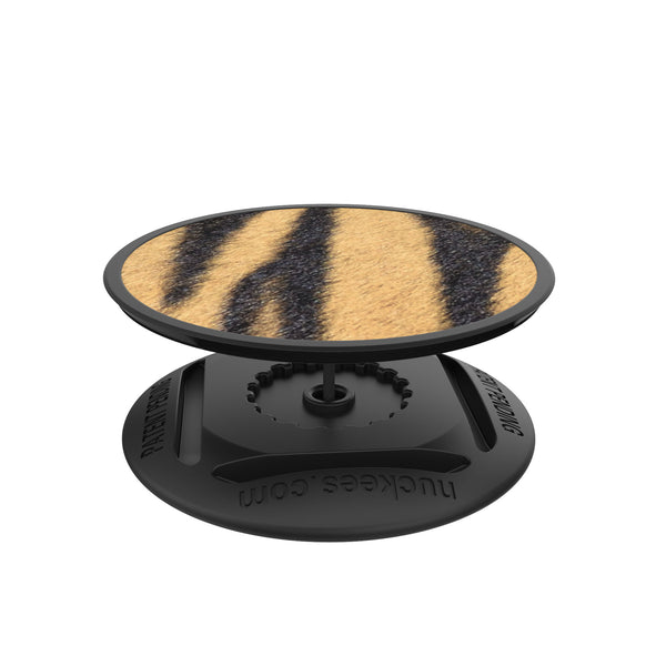 nuckees Wild Phone Grip - Tiger
