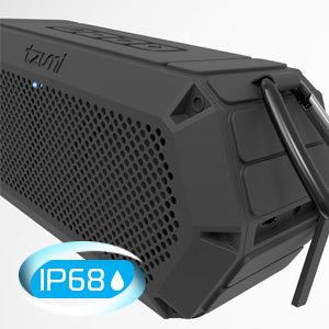 AquaBoostBoom Large Bluetooth Speaker - Fully Waterproof IP68 Floating Speaker