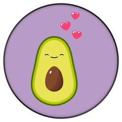 Original nuckees Phone Grip - Avocado Love