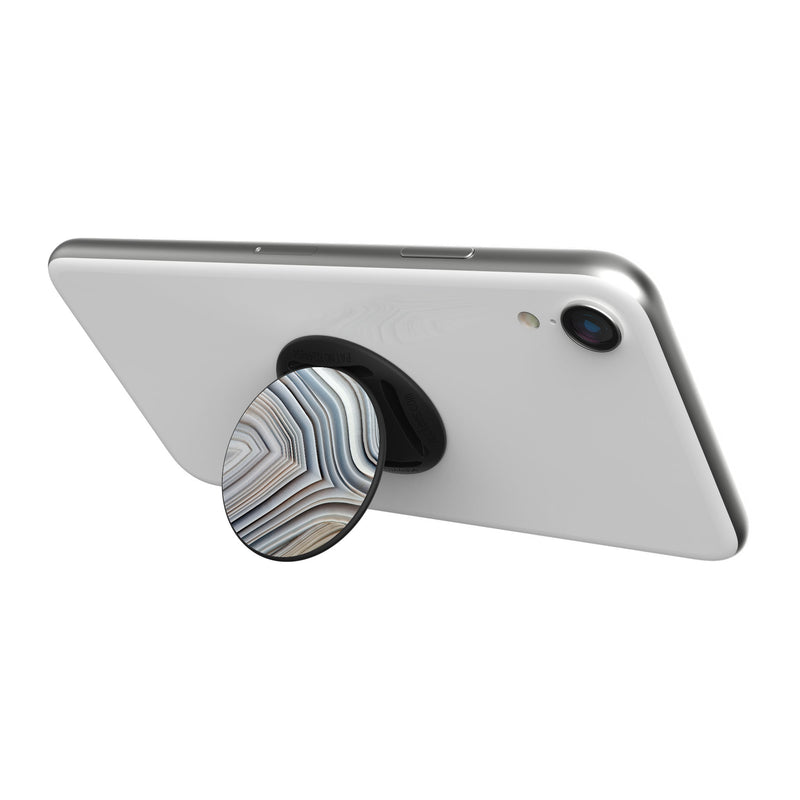 Original nuckees Phone Grip - Grey Sandstone