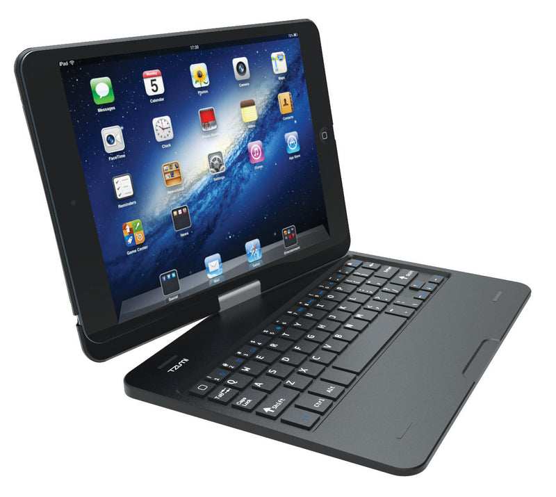 Swivel 360 Bluetooth Keyboard Hard Case for iPad Air