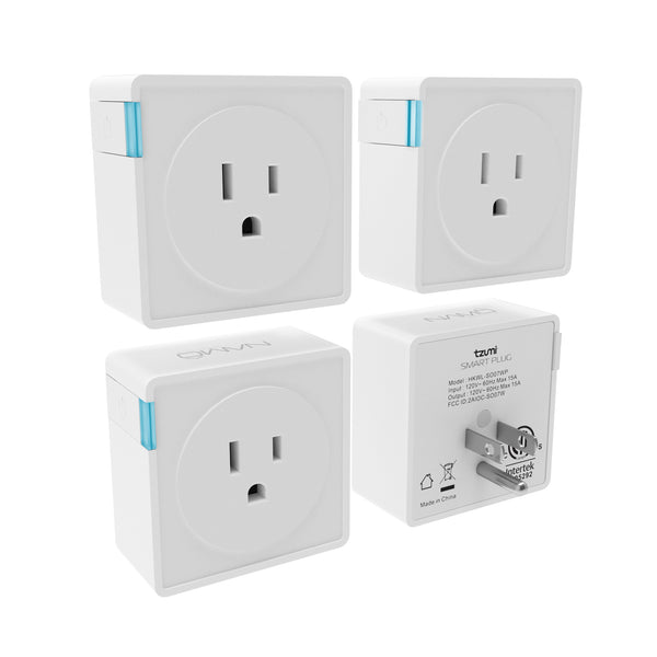 NAMO Smart Plug with Energy Monitor and Timer (4-Pack)