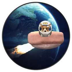 Original nuckees Phone Grip - NuckeePoo In Orbit