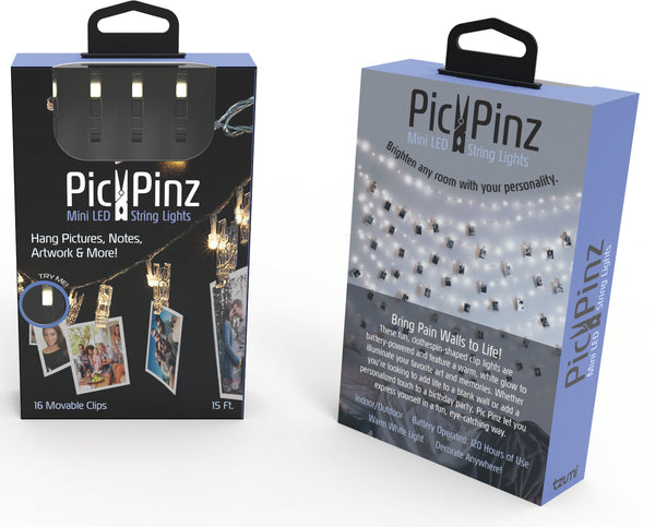 Pic Pinz LED Clip String Lights