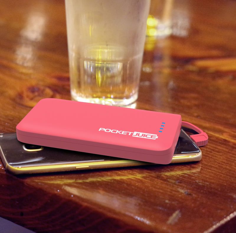 PocketJuice Endurance AC 4,000 mAh Portable Charger