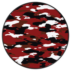 Original nuckees Phone Grip - Black and Red Camo