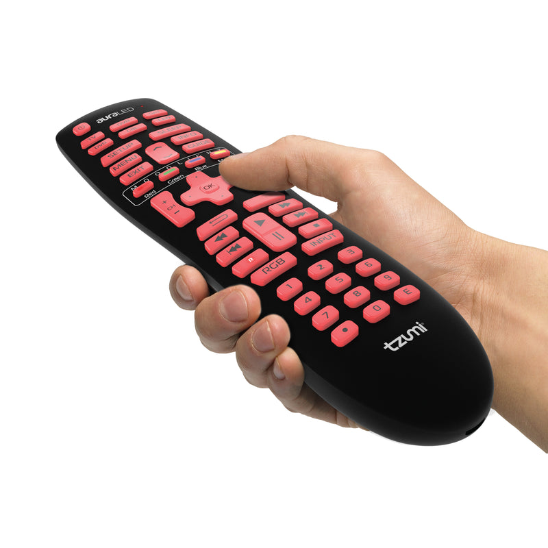 auraLED 6-in-1 Universal Backlight Remote