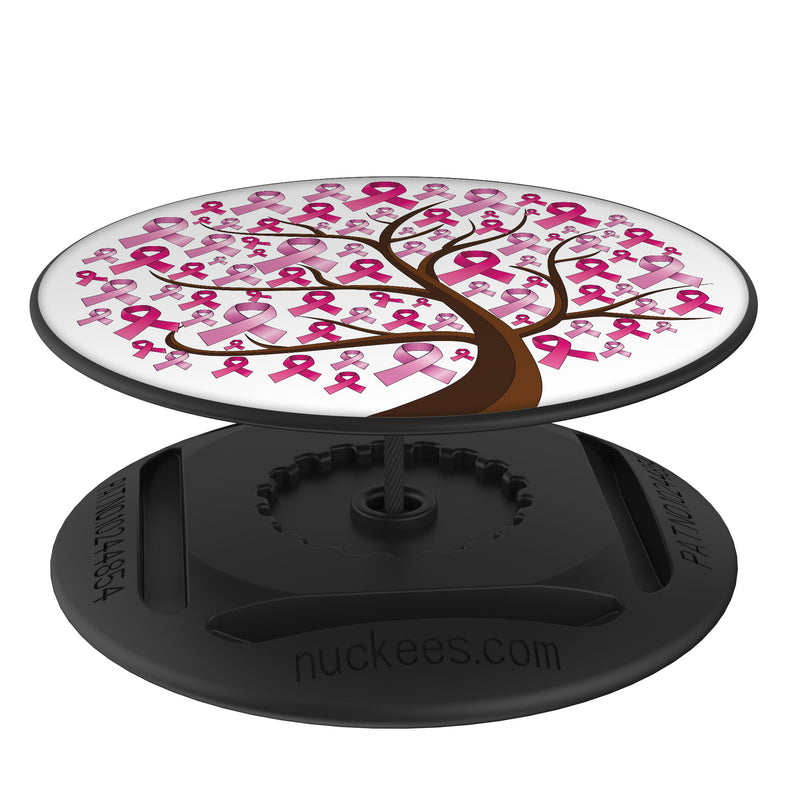 Original nuckees Phone Grip - Ribbon Tree