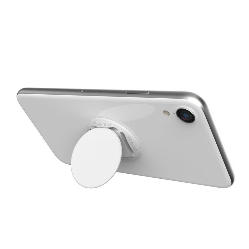 Original nuckees Phone Grip - Shmellow (White)