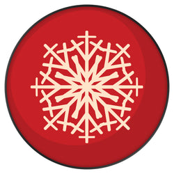 Original nuckees Phone Grip - Snowflake Ornament