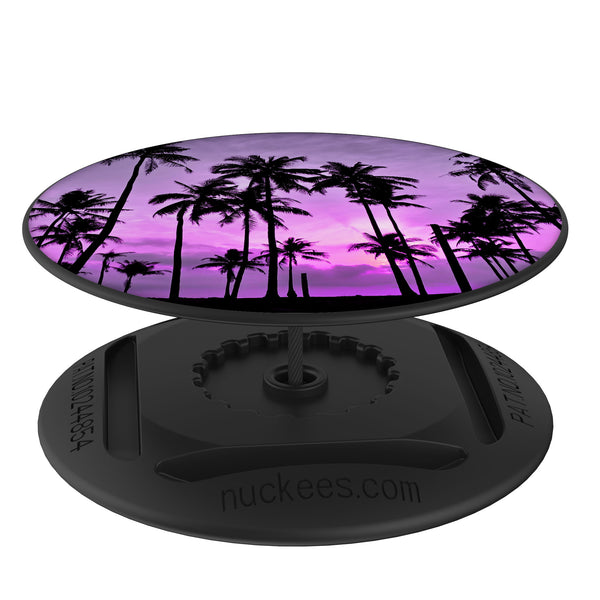 Original nuckees Phone Grip - Tropical Sky