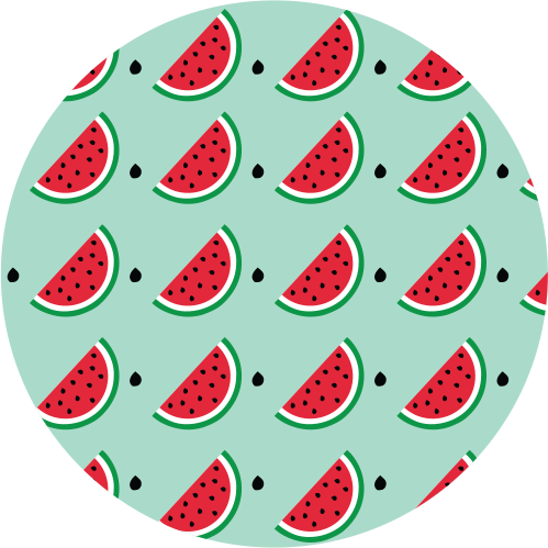 Original nuckees Phone Grip - Watermelon Wall