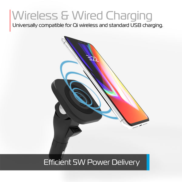 Magnamount Auto Charger (Wireless Charger for DC Socket)