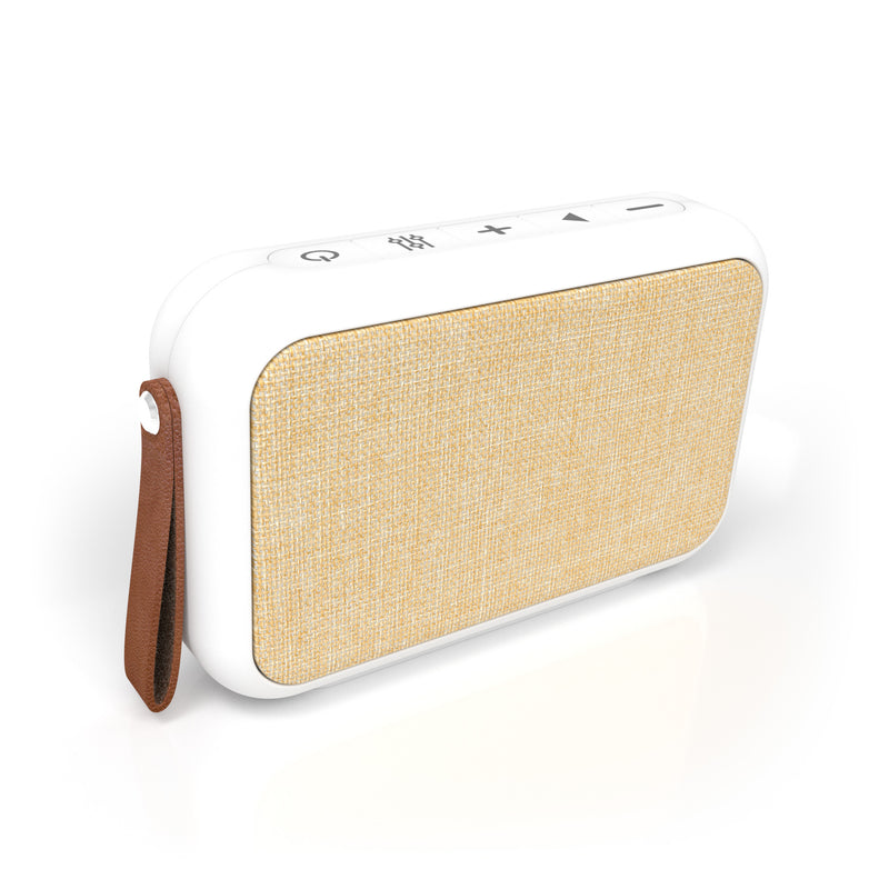 Studio Series Rectangular Fabric Bluetooth Speaker