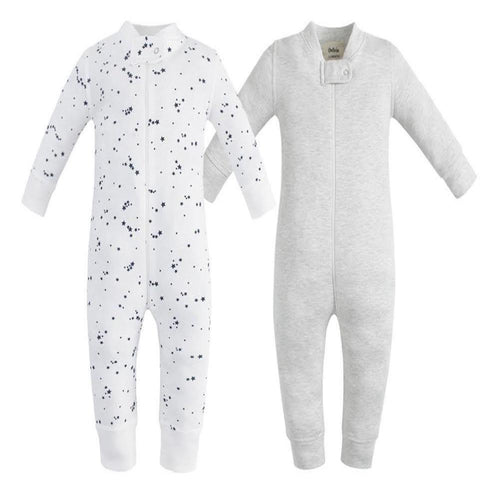 organic cotton pajamas for babies newborn through 18 months