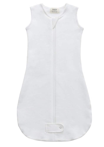 Fleece Sleepsuit - Off-White
