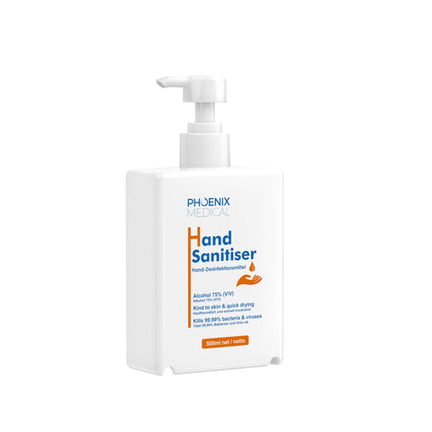 Medical Hand Sanitiser -75% Pure Alcohol