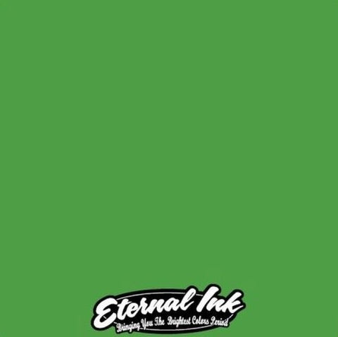 Eternal Ink Green Graffiti 1oz