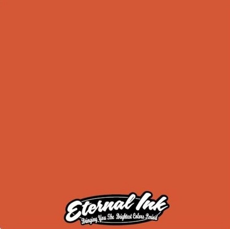 Eternal Ink Orange 1oz