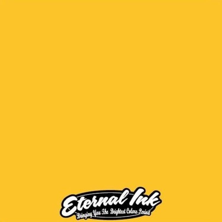 Eternal Ink Yellow Lightning 1oz
