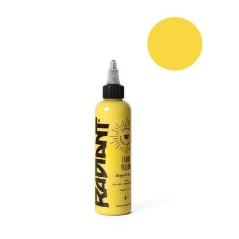 Radiant Ink Lemon Yellow 1oz
