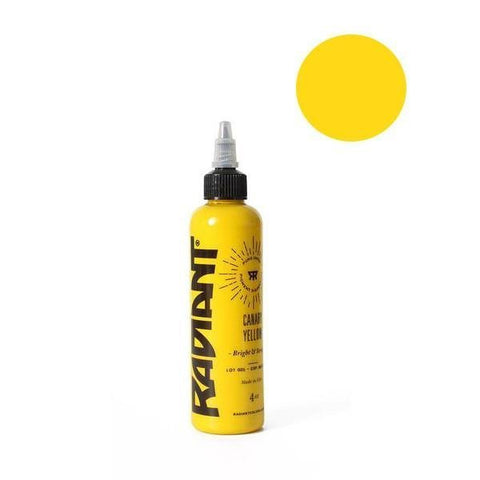 Radiant Ink Canary Yellow 1oz