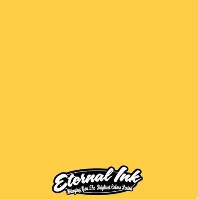 Eternal Ink Bright Yellow 1oz