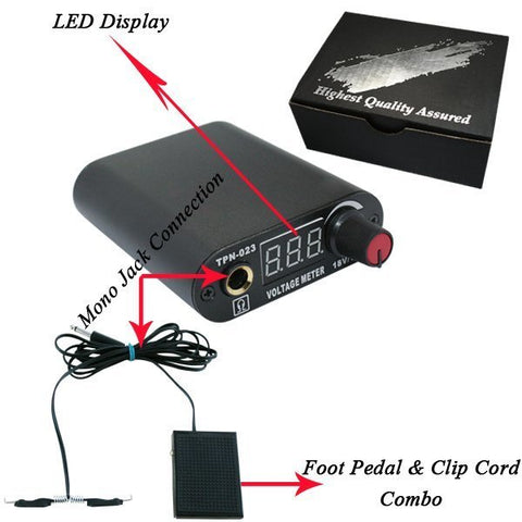 Mini LCD Power Combo Supply