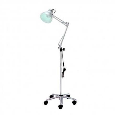 Aluminium Base Adjustable Floor Lamp