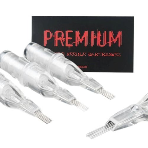 The Premium Cartridge Needle 10s
