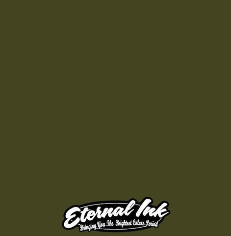 Eternal Ink Olive 1oz