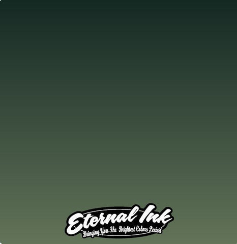 Eternal Ink Green Concentrate 1oz