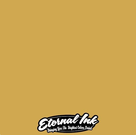 Eternal Ink Ochre 1oz