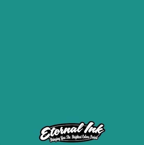 Eternal Ink Tropical Teal 1oz