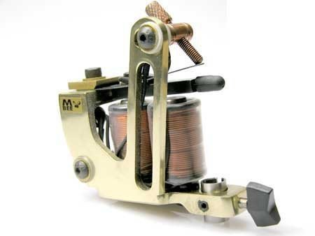 Original Micky Bee Sting Liner Coil Machine Brass