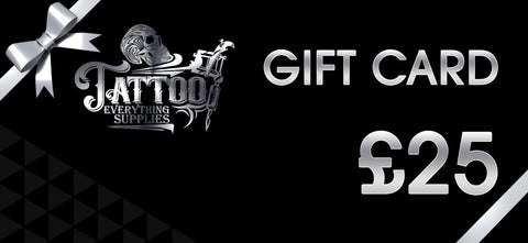 Tattoo Everything Gift Card