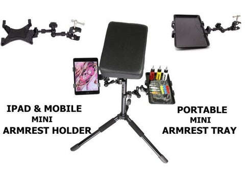 Portable Ipad & Ink Holder