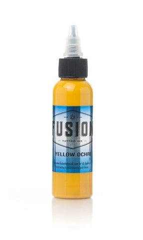Fusion Ink Yellow Ochre 1oz