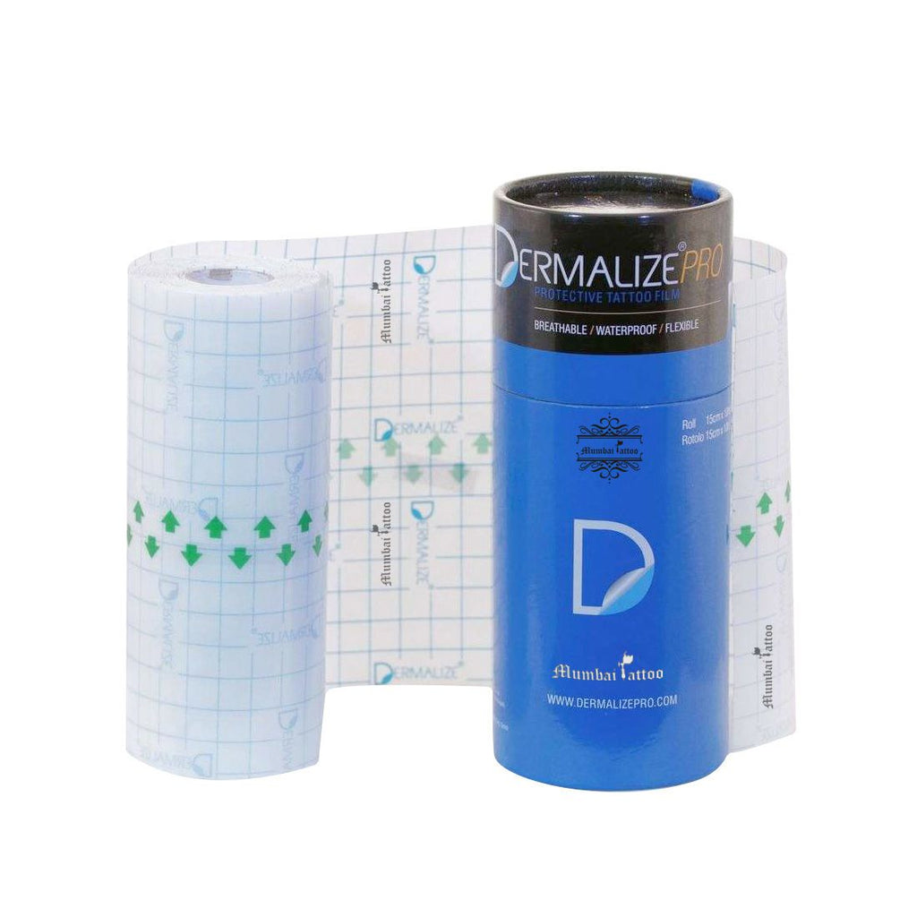 Dermalize Pro - Protective Tattoo Film