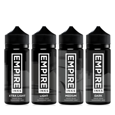 Empire Ink - David Vega Signature Transparent Grey