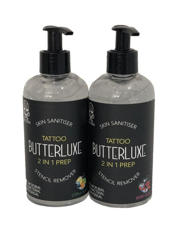 NEW Formula - Butterluxe 2 In 1 Skin Prep