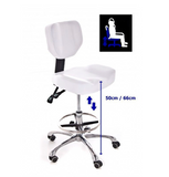 Hydro Stool with Backrest/Seat Adjustment