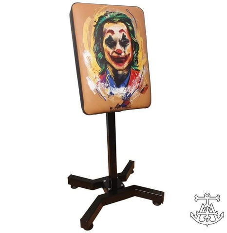 Tattoo Addict Customs Small Armrest - JOKER
