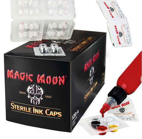 Magic Moon Sterile Ink Caps