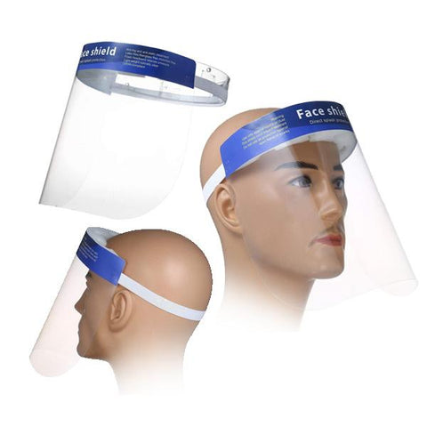 Premium Anti-Fog Cross Contamination Visor