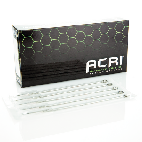 ACRI Platinum Traditional Tattoo Needles 12s